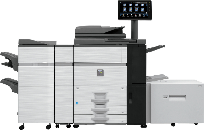 MX-7500N Digital Copier Printer